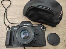 """GOOD RUSSIAN USSR """"KIEV-19M"""" SLR 35 mm camera  + 50 mm Arsat H lens"""