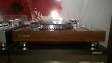 PIONEER PL-550 TURNTABLE.OUTSTANDING CONDITION.RARE.NEW ATP 5XN CARTRIDGE.