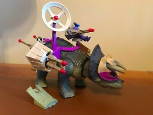 Tyco Dino Riders Rulon Triceratops (read desc.)