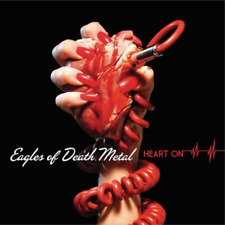 Eagles of Death Metal-Heart On (US IMPORT) CD NEW
