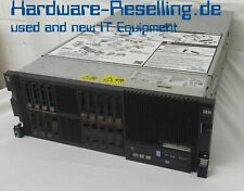 IBM Server System Power S814 8286-41 Power 8 00KV837 93ZZ 128GB RAM 4x 139GB