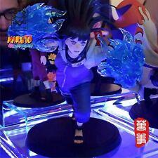 Naruto Hinata Uzumak Anime Manga Figuren H:15cm mit verpackung Neu