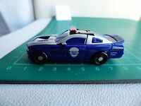 Hasbro Transformers Recon Barricade Decepticon Saleen S281 Police Car Small Toy