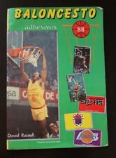 Rare 1987-88 Merchante Converse Sticker Album Michael Jordan #113 & #146