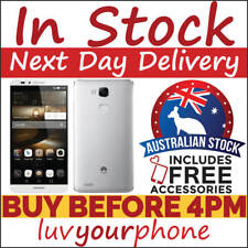 Huawei Ascend Mate 7 MT7-TL09 4G 16GB Silver Unlocked Satisfaction Guaranteed