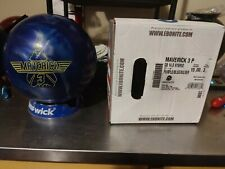 15lb Ebonite Maverick 3P International Release Bowling Ball