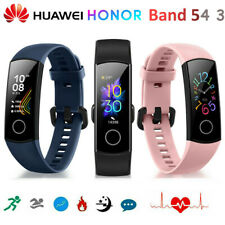 Huawei Honor Band 5 4 Smart Watch Wristband Swimming Pedometer OLED Tracker Lot