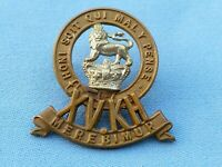 QVC.The 15th Kings Hussars cap badge.