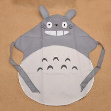 My Neighbor Totoro Cartoon Apron Funny Cosplay Costume Novelty