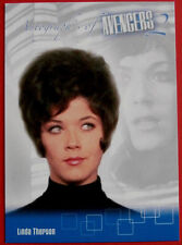 THE AVENGERS - Card #88 - Linda Thorson - SERIES TWO - Strictly Ink 2005