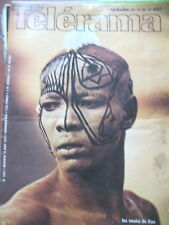 1492 AFRIQUE LES NOUBA BOMBARD ZARAH LEANDER GODARD DIT TOUT (7)  TELERAMA 1978