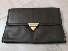 Borsa pochette nera TOPSHOP black clutch handbag