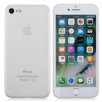 Ultra-Thin Clear Soft Silicone Gel TPU Case Cover For Apple iPhone 7 & 7 Plus