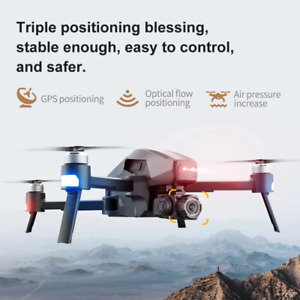 Professional 5G WiFi GPS Drone HD 4K 2 Axis Gimbal RC 6K Camera Quadcopter dron