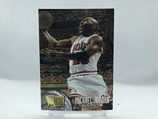 1995-96 Metal #13 Michael Jordan Chicago Bulls