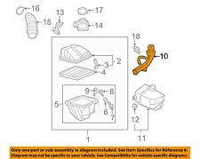NISSAN OEM 02-06 Sentra Air Cleaner Intake-Air Duct Tube Hose 165548U300