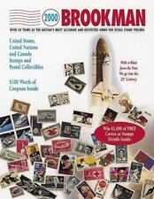 Brookman Stamp Price Guide: 2000 Brookman Stamp Price Guide (1999, Paperback)