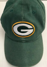 Green Bay Packers Hat NFL PRO LINE AUTHENTIC Football Logo Ball CAP by Nike