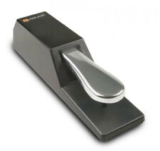 M-Audio SP-2 Sustain Fuss Pedal Schalter Keyboard E-Piano Klavier Dämpfer Neu
