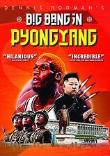 Dennis Rodman's Big Bang In Pyongyang (2015, REGION 1 DVD New)