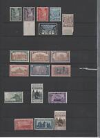 Francobolli Collezione Regno MLH Seconda Parte