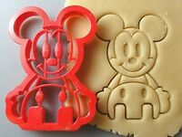 Mickey Mouse 3D cookie bread toast cutter mold