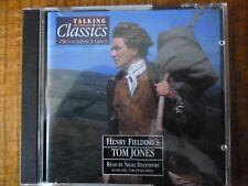 2 CD AUDIO BOOK - TOM JONES - Talking Classics No: 24