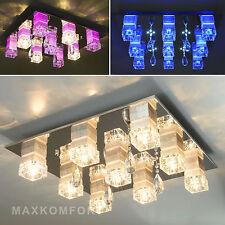 LED Deckenlampe Deckenleuchte Lampe Adriana Fernbedienung RGB