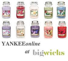 Yankee Candle 22oz Large Jar Variety 25 off White Gardenia