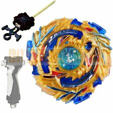 Beyblade burst Drain Fafnir.8.Nt B-79 with LR Launcher + Advance Grip
