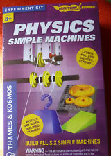 Physics Simple Machines Build All Six Simple Machines Thames & Kosmos