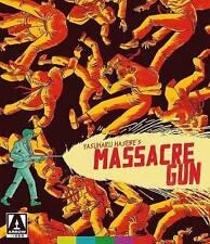 Massacre Gun (Blu-ray/DVD, 2015, 2-Disc Set) Yasuharu Hasebe