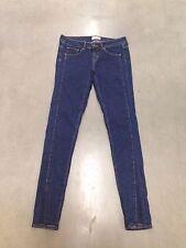 Womens Firetrap 'Skinny' Jeans - W30 L32 - Dark Navy Wash - Great Condition