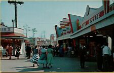 Lincoln Park Penny Arcade Laff in Dark Dartmouth Massachusetts MA Postcard B5
