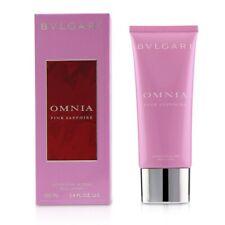 NEW Bvlgari Omnia Pink Sapphire Body Lotion 3.4oz Womens Women's Perfume