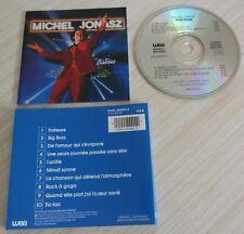 CD ALBUM TRISTESSE MICHEL JONASZ 10 TITRES 1984