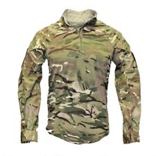 BRITISH ARMY ISSUE FULL MTP UBACS - BRAND NEW - COMBAT SHIRT- SIZE - XXL 200-120
