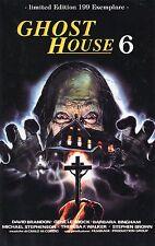 BEYOND DARKNESS: GHOSTHOUSE 6 - (1990) - Hardbox -