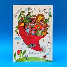 Ich sammle Spaß in meine Mütze | Gottfried Herold | DDR Kinderbuch 1982 | Wiegan