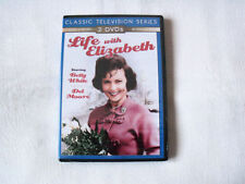 Life With Elizabeth (DVD, 2010, 2 Disc, Brand New)