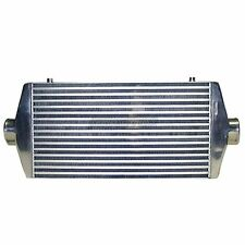 "Universal 3"" Center Inlet & Outlet Turbo Intercooler 560X280X76mm"