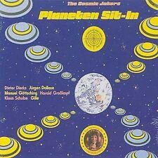 Cosmic Jokers-Planeten Sit In CD Spalax SEALED prog Klaus Schulze Ash Ra Tempel
