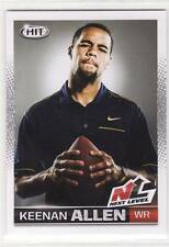 Keenan Allen - Rookie Card SAGE 2013 *Next Level* *SILVER* Insert Chargers Cal