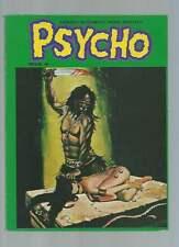 REVUE . PSYCHO RELIÉ N°3 ( N°4 & 5 ) . 1972 .