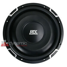 "MTX Audio FPR12-04 Car 12"" Flat Piston Shallow Sub SVC 4 Ohm Subwoofer 800W New"