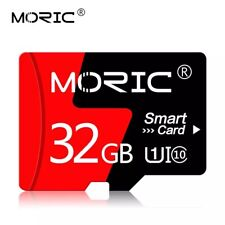 Moric Sd Card 32GB Class 10 SDHC Memory Card Witht Adapter For Camera Phone