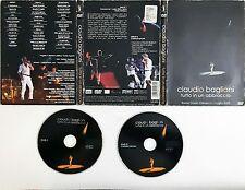 Claudio Baglioni Tutto In Un Abbraccio Roma 1 Luglio 2003  Dvd