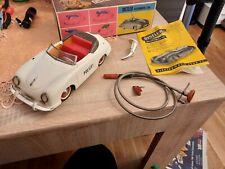 Original Distler Porsche Electromatic 7500 Polizei  im Originalkarton