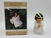 1995 Hallmark Keepsake Ornament Angel Bells Collection Showcase Carole