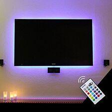 BASON Studio Recording Equipment USB LED TV Bias Lighting For 55 Inches, Strip